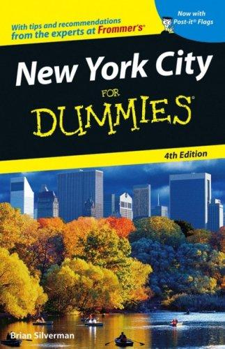 Download New York City For Dummies (Dummies Travel)