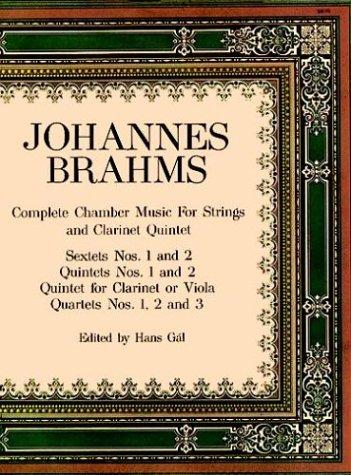 Download Complete Chamber Music for Strings and Clarinet Quintet