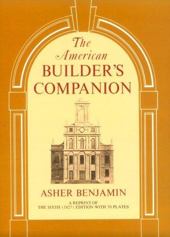Download The American builder's companion