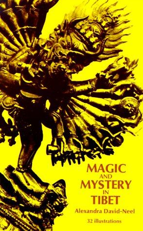 Download Magic and mystery in Tibet.