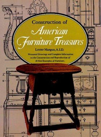 Download Construction of American furniture treasures