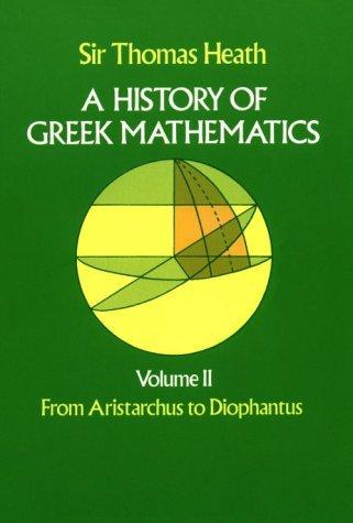 Download A history of Greek mathematics