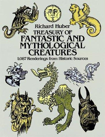 Download Treasury of fantastic and mythological creatures