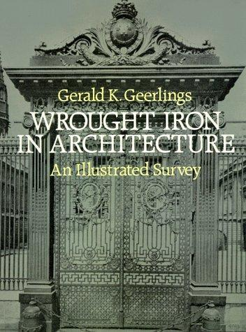 Download Wrought Iron in Architecture