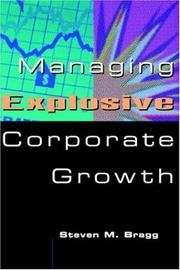 Managing Explosive Corporate Growth PDF Download