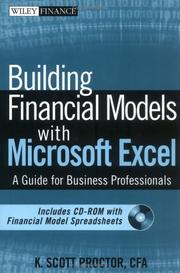 Thumbnail of Building Financial Models with Microsoft Excel: A Guide for Business Professiona