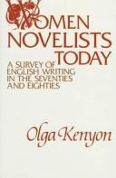 Women novelists today