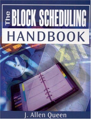Download Block Scheduling Handbook