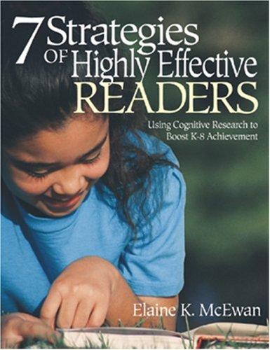 Download Seven Strategies of Highly Effective Readers