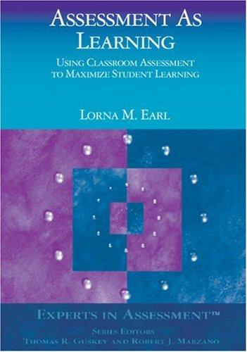 Download Assessment As Learning