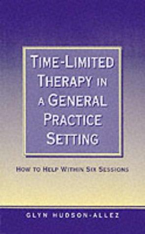 Download Time-limited therapy in a general practice setting