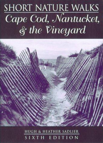 Download Short nature walks on Cape Cod, Nantucket, and the Vineyard