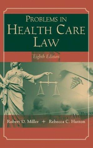 Download Problems in health care law