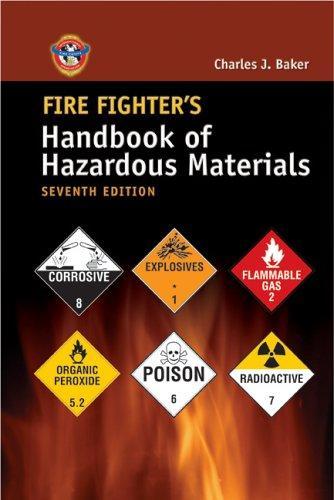 Download Fire fighter's handbook of hazardous materials