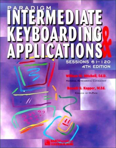 Paradigm intermediate keyboarding & applications