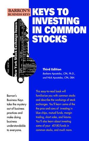 Download Keys to investing in common stocks