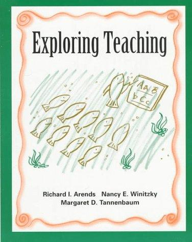 Exploring Teaching