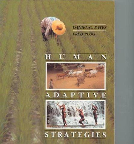 Download Human adaptive strategies