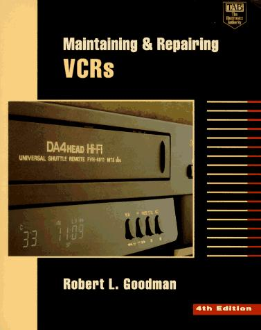 Download Maintaining & repairing VCRs