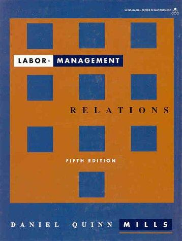 Download Labor-management relations