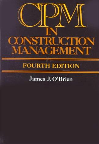 Download CPM in construction management