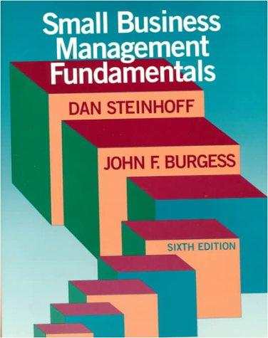Download Small business management fundamentals
