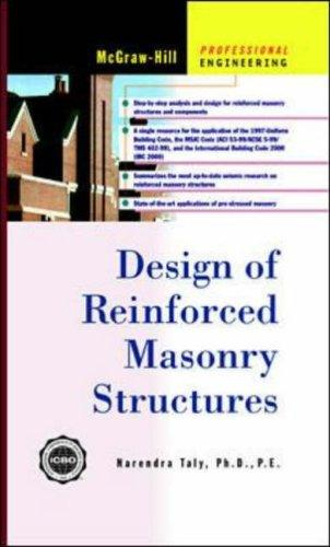 Download Design of Reinforced Masonry Structures