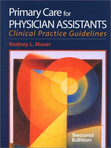 Download Primary Care for Physician Assistants