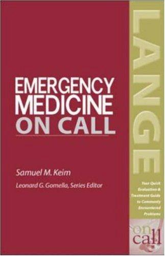 Emergency Medicine On Call