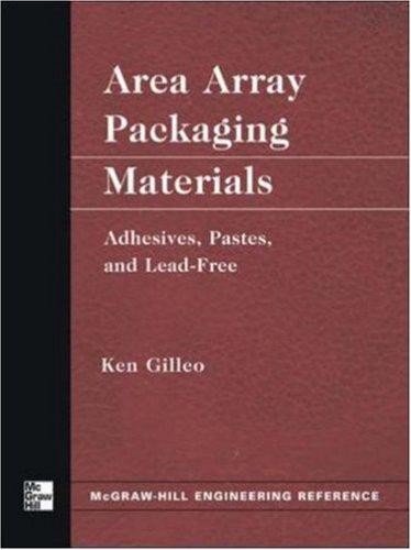 Area Array Packaging Materials