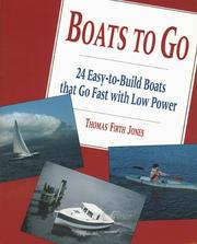 Thumbnail of Boats to Go: 24 Easy-To-Build Boats That Go Fast With Low Power