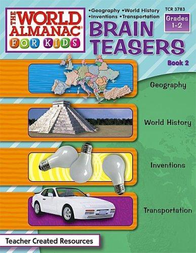 Brain Teasers from The World Almanac(R) for Kids, Book 2 (Brain Teasers)
