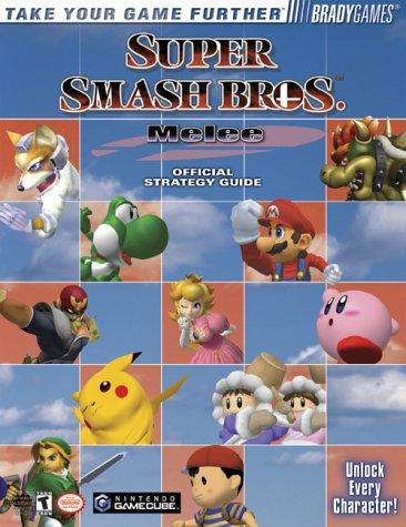 Super Smash Bros. Melee Official Strategy Guide by BradyGames
