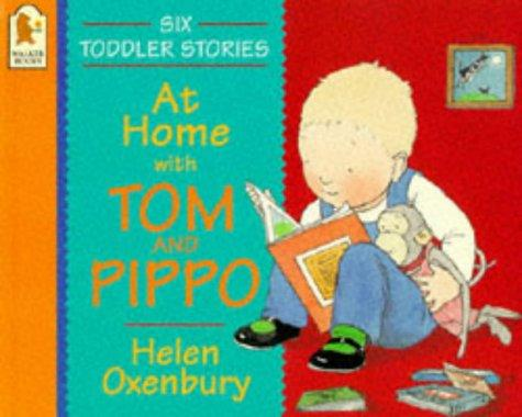 At Home with Tom and Pippo (Tom & Pippo Board Books)