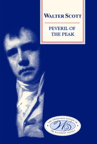 Download Peveril of the Peak (Edinburgh Edition of the Waverley Novels)