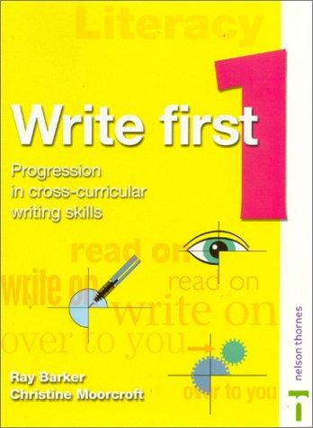 Download Write First