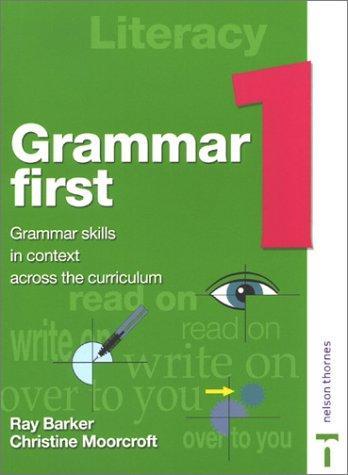 Grammar First