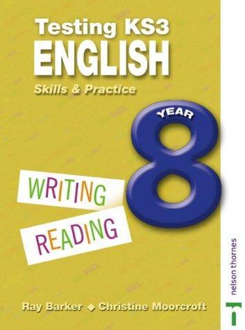 Testing KS3 English