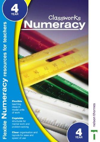Classworks (Classworks Numeracy Teacher's Resource Books)