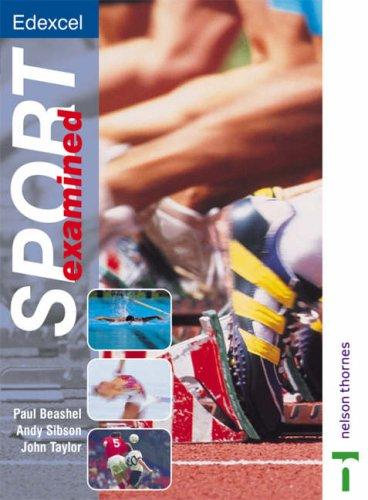 Download Edexcel Sport Examined