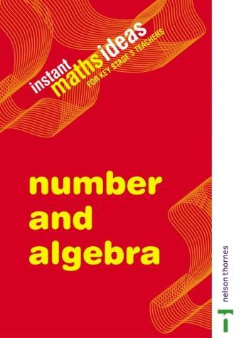 Instant Maths Ideas