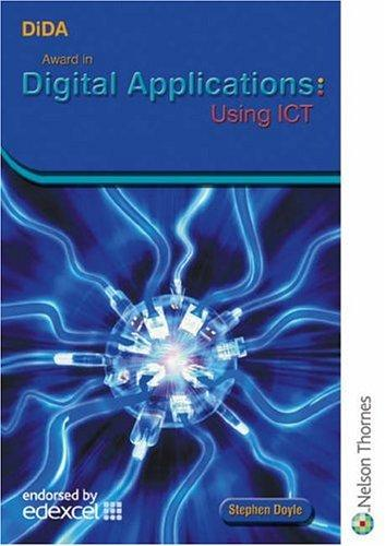 Diploma in Digital Applications