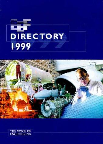 Engineering Employers' Federation Directory