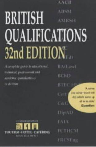 Download British Qualifications