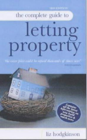 Download The Complete Guide to Letting Property