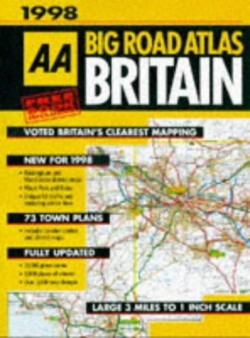 Download Big Road Atlas Britain (Road Atlas)