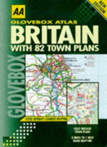 Britain (AA Glovebox Atlas)