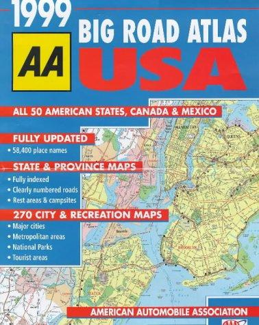Download Big Road Atlas USA, Canada and Mexico (AA Atlases)