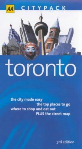 Download Toronto (AA Citypack)