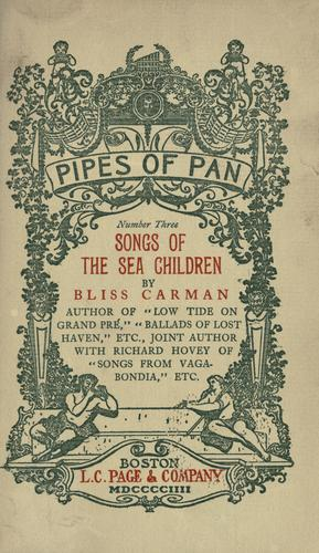 Songs of the sea children